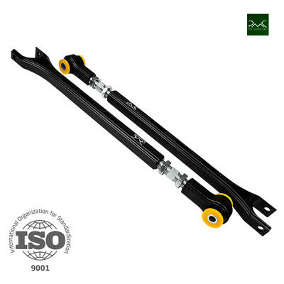 BMW E36 E46 Z4 Camber Adjustable Arms with Polyurethane Aluminum Lightweight PMC