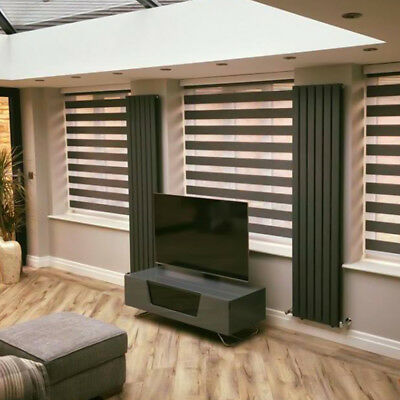 Made to measure BLACKOUT Day & Night / Zebra  / Vision Blinds - UK PRODUCT