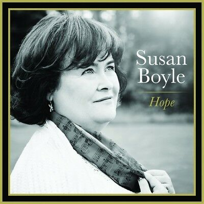Susan Boyle - Hope (CD Used Very Good)