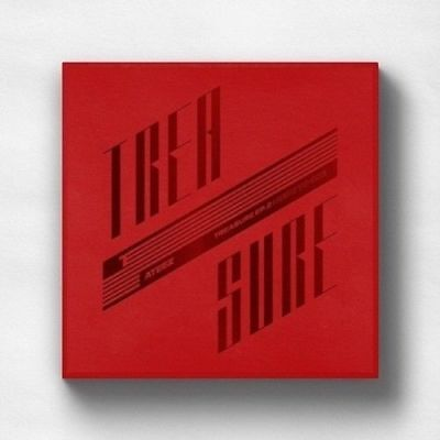 ATEEZ - TREASURE EP.2 : ZERO TO ONE (2nd Mini album) CD+Poster+Booklet+Photocard