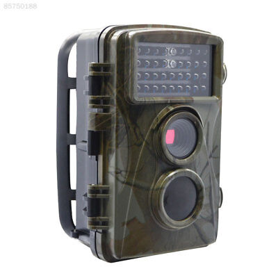 8EA0 Trail Camera H901 5MP CMOS Home Security Hunting Cam IR Night Vision IP56