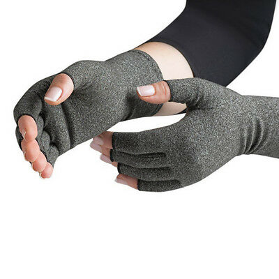 Anti Finger Hand Arthritis Gloves Support Pain Swelling Relief Mild Compression