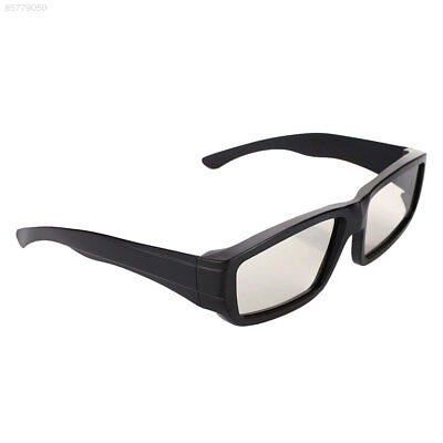 52AA Circular Polarized Glasses Game Circle DVD LCD TV Mini ABS Plastic Round