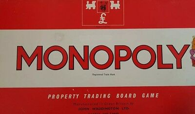 Monopoly (1961) Original englische Version