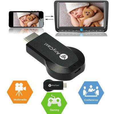 AnyCast M2 Plus Wifi Afficher TV Dongle Receveur HD Miracast Airplay DLNA USB