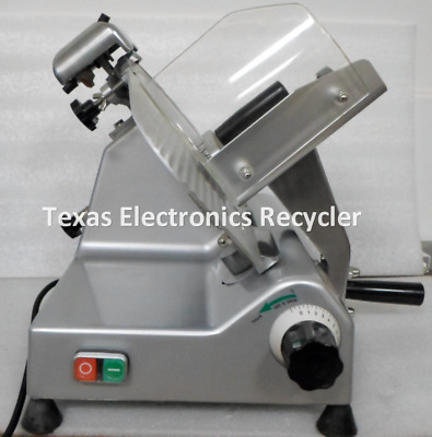Zeny WED-B250B-3 Semi Automatic Commercial Meat Slicer