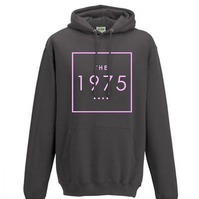 The 1975 Tour Hoodie Official Logo