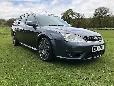 2006 / 06 Mondeo Mk3 2.2 Tdci St Estate - Full Leather - 190Bhp - Big Spec