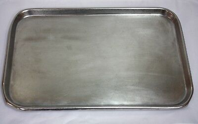 Polar Ware Stainless Steel 19F Instrument/Drying Tray