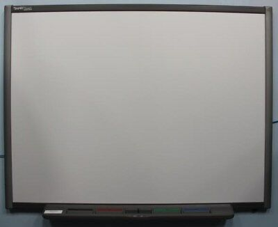 """Smart interactive sb660 64"""" whiteboard + cable - grade A - tested & warranty"""