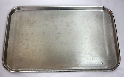 Stainless Steel Instrument/Drying Trays (unmarked)