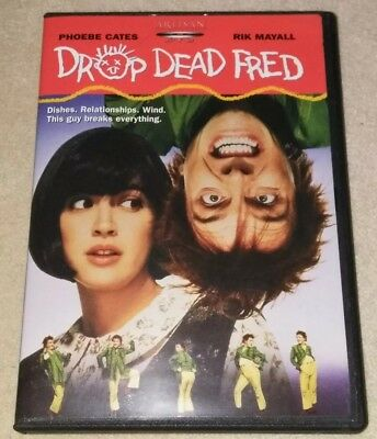 Drop Dead Fred DVD RARE oop