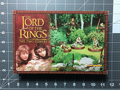Games Workshop LOTR ~ Lord of the Rings Captured by Gondor ~ Metal ~ NEW