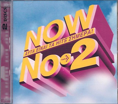 Various Artists-Now 2-Thats What I Call Music CD NUOVO