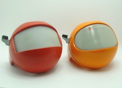 2 Space viewers STEREOBOX & VIEW-MASTER (Modell K)