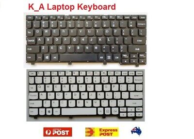 Brand New Laptop Keyboard for Lenovo IdeaPad 100S-11IBY 80R2 Series Black/White