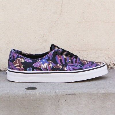 e62b76279d2c68 WMNS Vans Authentic Nintendo Donkey Kong Low Top VN0004MLJP5 Rare New Purple