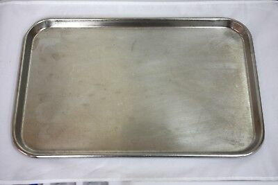 Vollrath 80190 Stainless Steel Mayo Tray