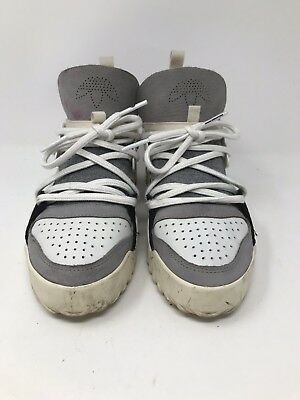 online store d635f c099b Alexander Wang Adidas Aw Bball Boost White Cm7824 Size 4.5 Used