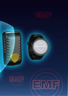 Save $90 2x Blushield EMF protection devices. home plugin + wearable +freebies