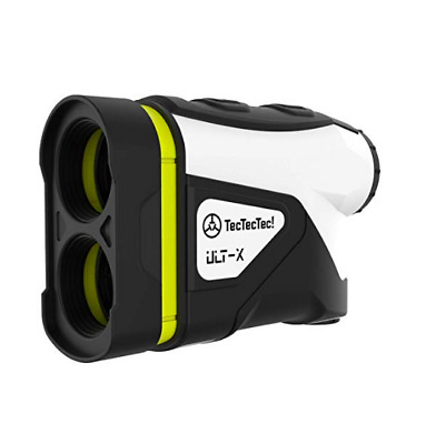 TecTecTec ULT-X Golf Rangefinder Laser Range Finder with 1,000 Yards Range