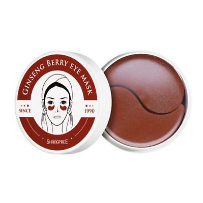 SHANGPREE Ginseng Berry Complex Eye Mask (1.4g x 60ea)