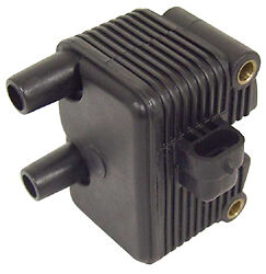 Ignition Coil- 12v .6 Ohm Electronic Ignition Big Twin & Sportster  HD# 31655-99