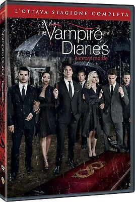 |5051891159020| The Vampire Diaries Stg.8 (Box 3 Dvd)  [DVD x 3]