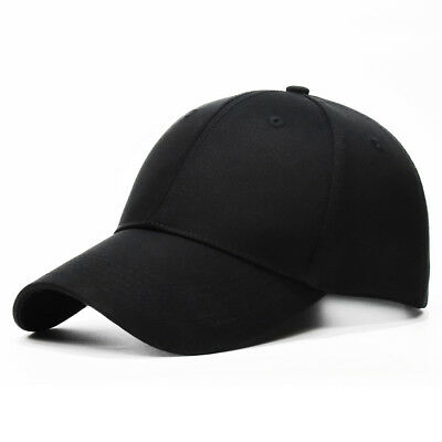 Polo Style Baseball Cap Ball Dad Hat Adjustable Plain Solid Washed Cotton Mens