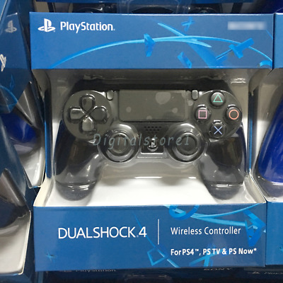NEW PS4 PlayStation4 Dualshock 4 Joystick Gamepad Wireless Controller - BLACK