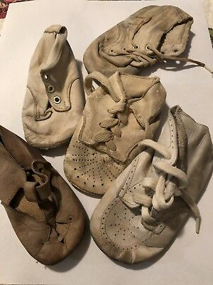 Shabby Baby Shoes None Matching Craft Projects Cute!