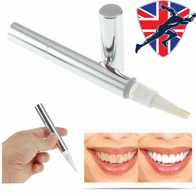 Teeth Whitening Gel Pen Absolute White Tooth Whitener Delicate Stain Remover UK
