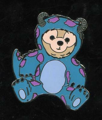 Duffy as Sulley Disney Pin 96682