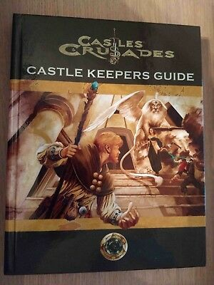 Castles & Crusades - Castle Keepers Guide