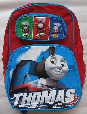 Brand New Kids Backpack Thomas The Tank Engine Backpack School Bag - Extra Large