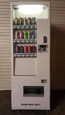 Vending Machine 15 Selection Drink With Coin Mechanism…price Reduced.. $1100
