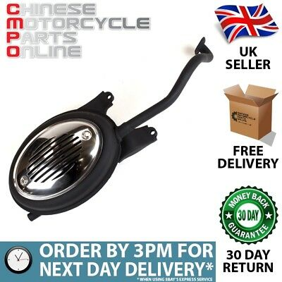 125cc Scooter Exhaust System (EXSTMCMP095)