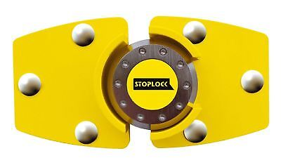 Stoplock for Peugeot Expert High Security Anti-Theft Van Rear Door Lock + 3 Keys
