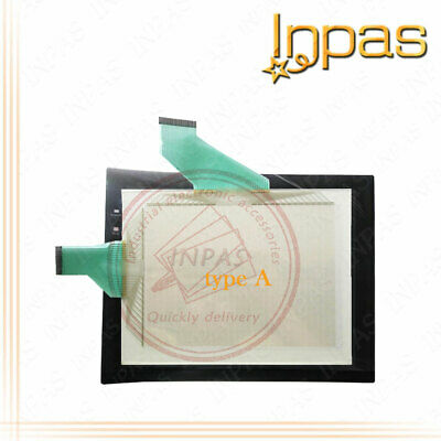 For Omron NT631-ST211B-EV2 NT631-ST211B-V2 Touch screen Panel + Protective film
