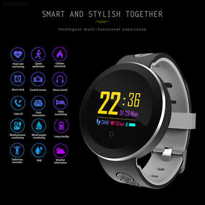 FA7E Bluetooth Smart Bracelet Waterproof Sport Call Reminder Message Push