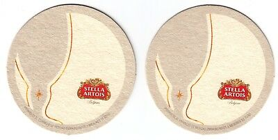 COLOMBIA Stella Artois 2018 - Special for Colombia marked - 1 beer coaster