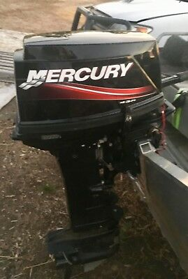 ‼️30Hp Mercury Outboard Engine‼️Fully Serviced‼️