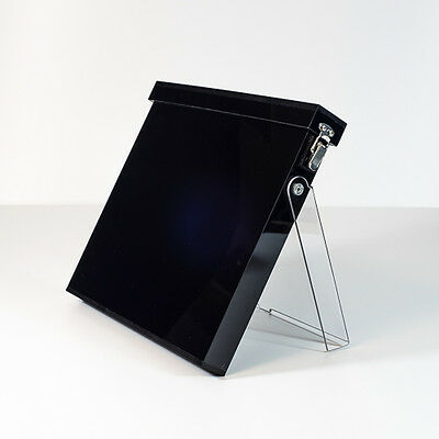 8x10 traveling tank for wet plate collodion process - no petzval