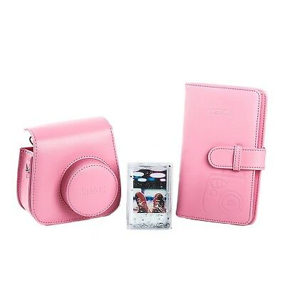 instax Mini 9 Accessory Kit - Flamingo Pink