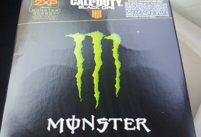 Call of Duty Black Ops 4 Monster Energy Codes  for  - 1 hour 2xp fast delivery