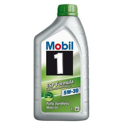 12 Litri Olio Mobil 1 Esp 5W30 12 Lt Synthese Technology Longlife