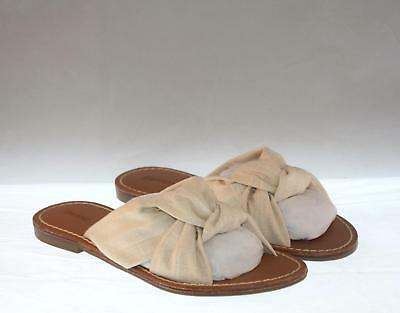 69512b3eb7b36d SOLUDOS KNOTTED SLIDE Women s Sandals Blush Size 8 -  44.99