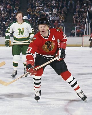 Stan Mikita 8X10 Photo Hockey Picture Chicago Blackhawks Nhl
