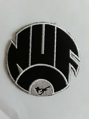 "Newcastle United RARE  FC 3"" Embroidered patch Badge Badges Football Club"