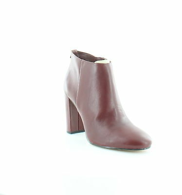 429498fdc13ee3 Sam Edelman New Cambell Red Womens Shoes Size 9.5 M Boots MSRP  160